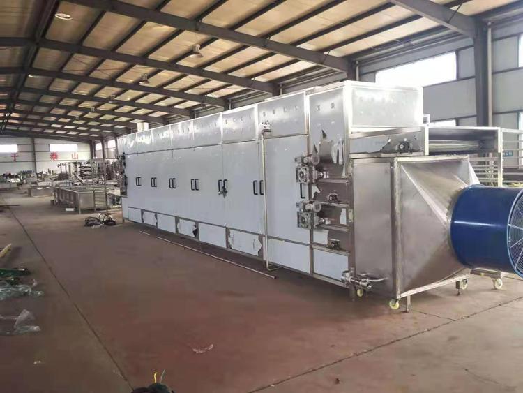 大型豆腐干空气能烘干机器设备